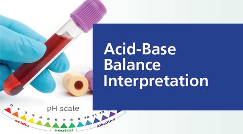 Acid-Base Balance Interpretation