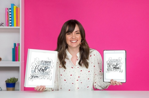 Lettering Layouts: Creating Beautiful Designs