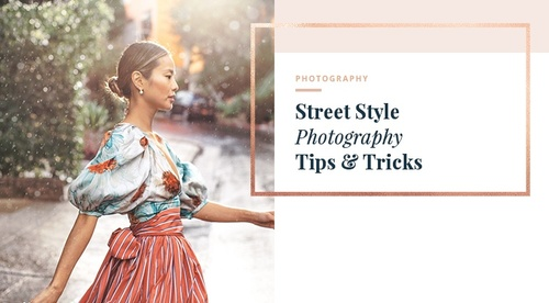 Fashion Photography - Street Style