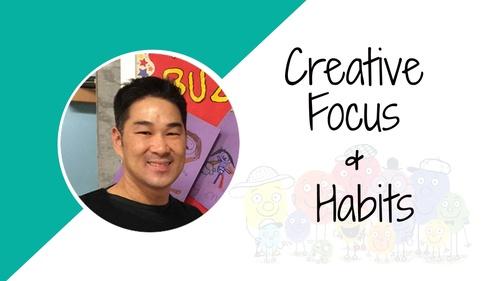 INTENSIVE: Creative Focus & Habits-Jan2019