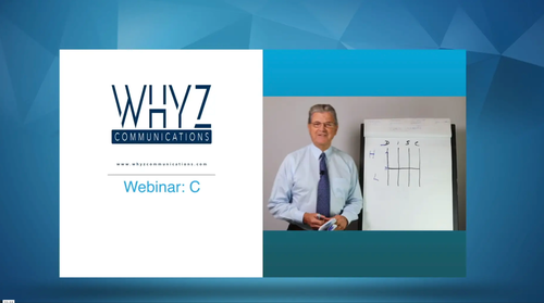 WHYZ Communications Course- Individuals
