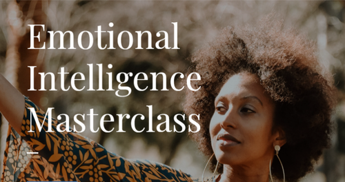 Emotional Intelligence Masterclass