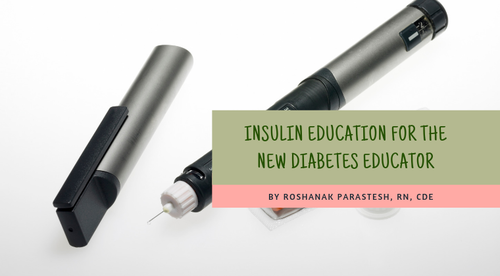 Insulin Education