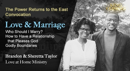 The Power Returns To the East: Love and Marriage