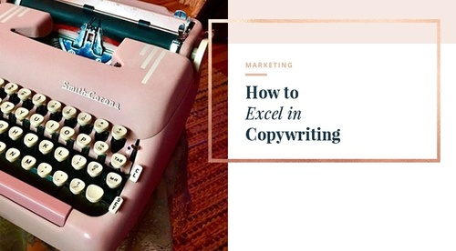 Excel In Copywriting