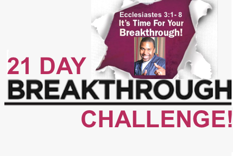 21 Day Breakthrough Challenge ...