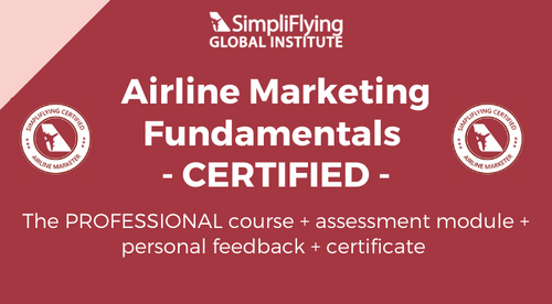 Airline Marketing Fundamentals - Certified