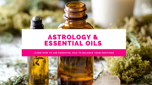 Astrology & Essential Oils Course