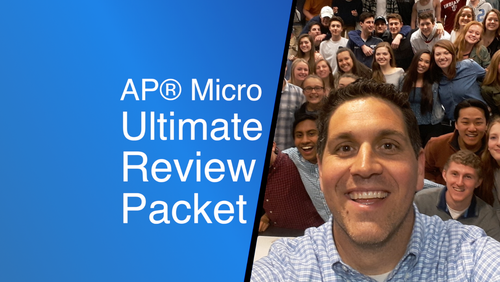AP® Micro Ultimate Review Packet