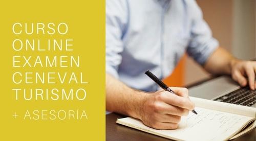 Preparación examen CENEVAL turismo + Asesorías