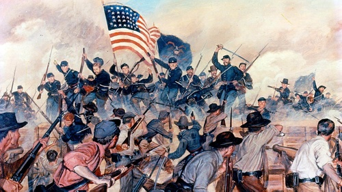 Military Strategies of the Civil War: Was the South superior to the North?