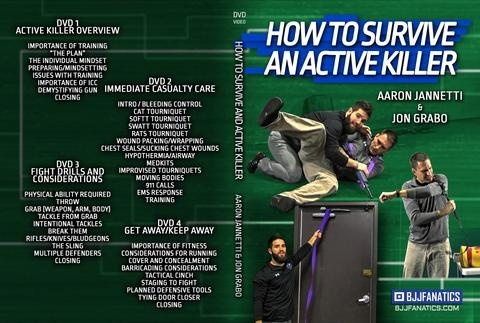 DVD Series: How to Survive an Active Killer
