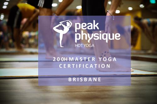 200h Master Yoga Certification Brisbane