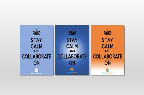 *FREE* Stay Calm and Collaborate Download