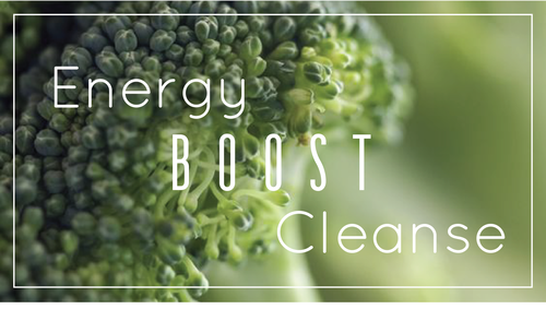 Energy BOOST Cleanse