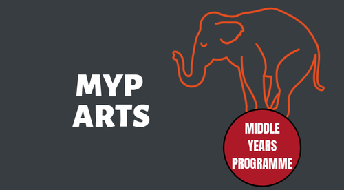 IBTROVE MYP ARTS TEACHER PREP COURSE
