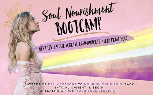 PROJECT: SOUL NOURISHMENT BOOTCAMP