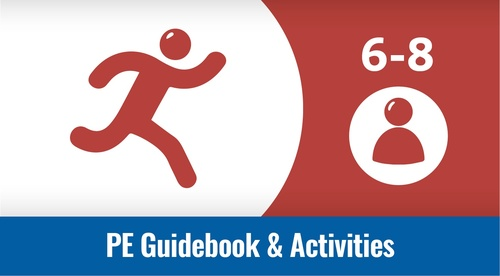 CATCH PE 6-8 Activity Cards
