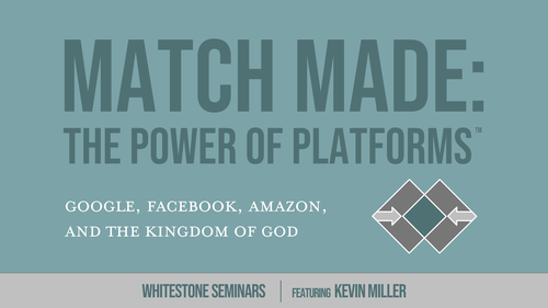 Match Made: The Power of Platforms