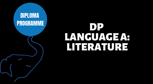 IBDP LANGUAGE A: LITERATURE TEACHER PREP COURSE