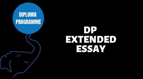 IBTROVE IBDP CORE:  EXTENDED ESSAY TEACHER PREP COURSE