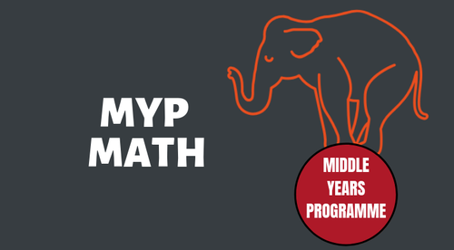 IBTROVE MYP MATH TEACHER PREP COURSE