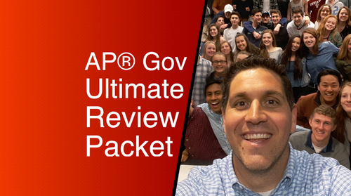 AP Gov Ultimate Review Packet