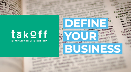 Define Your Business