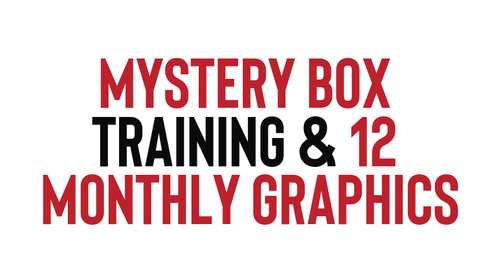 Mystery Box Training & Graphics