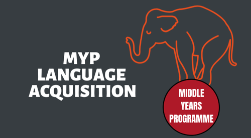 IBTROVE MYP LANGUAGE ACQUISITION  TEACHER PREP COURSE
