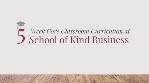 School of Kind Business