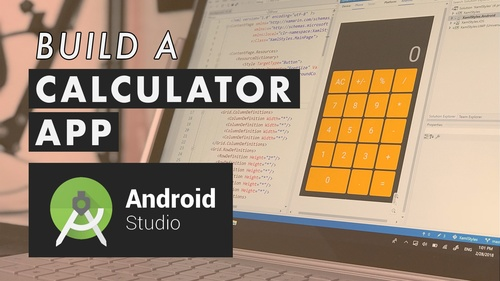 Create a Calculator Application in Android Studio