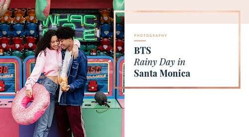 BTS - An Amusement Park Lifestyle Shoot