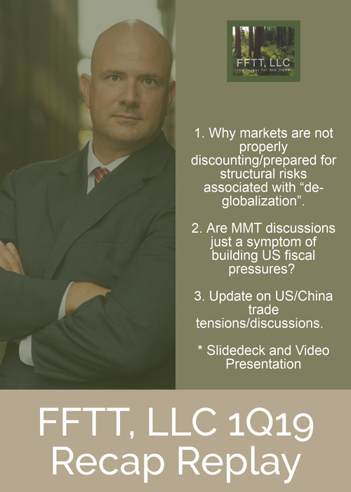 FFTT, LLC 1Q19 Recap Event Replay