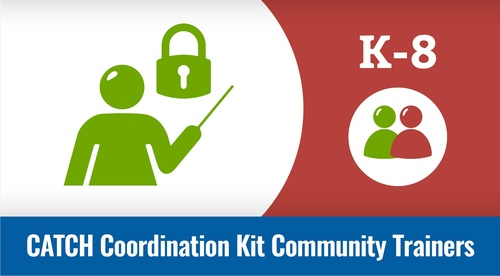 Community Trainers - CATCH Coordination Kit
