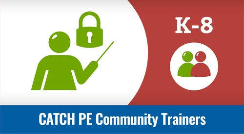 Community Trainers - CATCH P.E.