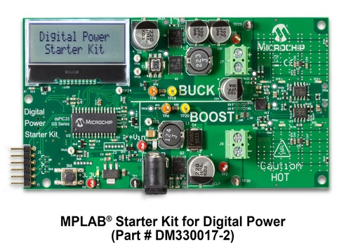 Digital Power Converter Basics using dsPIC33 Digital Signal Controllers