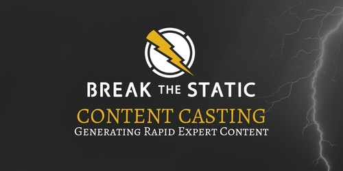 Content Casting for URG
