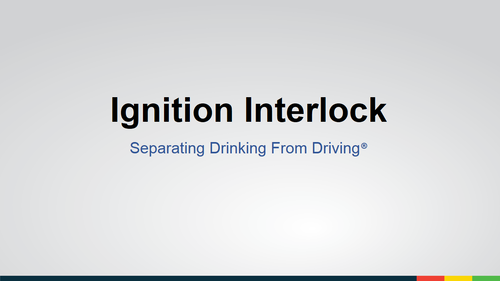 Ignition Interlocks and DUI Update (1 PA Substantive CLE Credit)