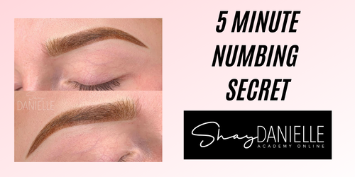 The 5 Minute Numbing Technique You Need To Know Now