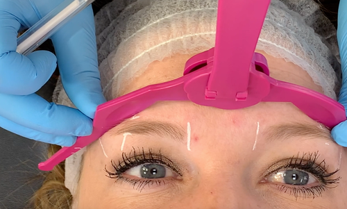 Brow Mapping, Measuring & Consultations