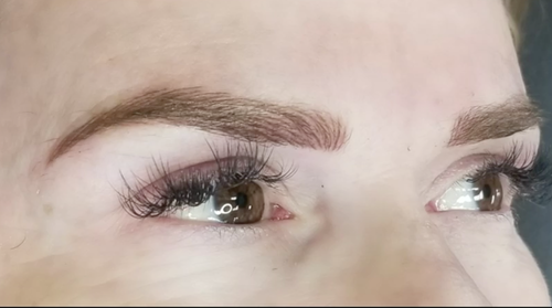Pixel Shading and Ombre Brows (with ShadeMe blades)