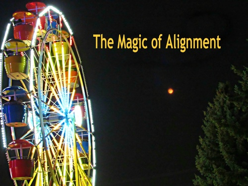 Magic of Alignment  REPLAY