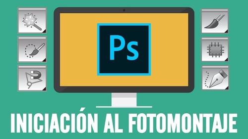 Curso completo de iniciación al Photoshop