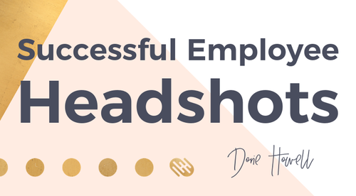 Successful Employee Headshots