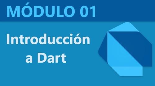 Modulo 01: Introducción a Dart