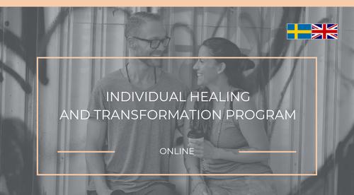 INDIVIDUAL HEALING AND TRANSFORMATION PROGRAM