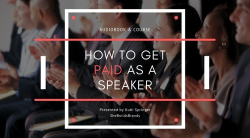 How to Get Paid as a Speaker Audiobook