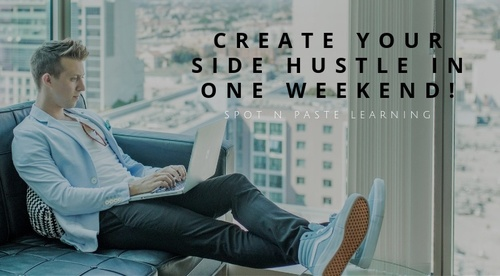 Create Your Side Hustle Income Plan