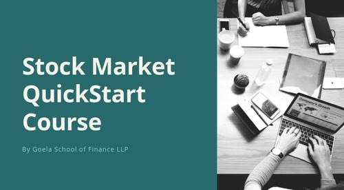 Stock Market QuickStart Course